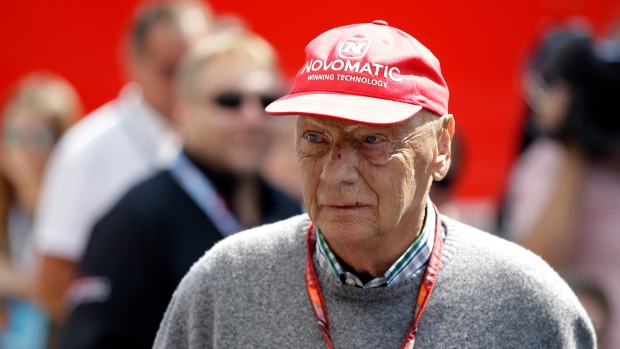 Formula 1 legend Niki Lauda is dead