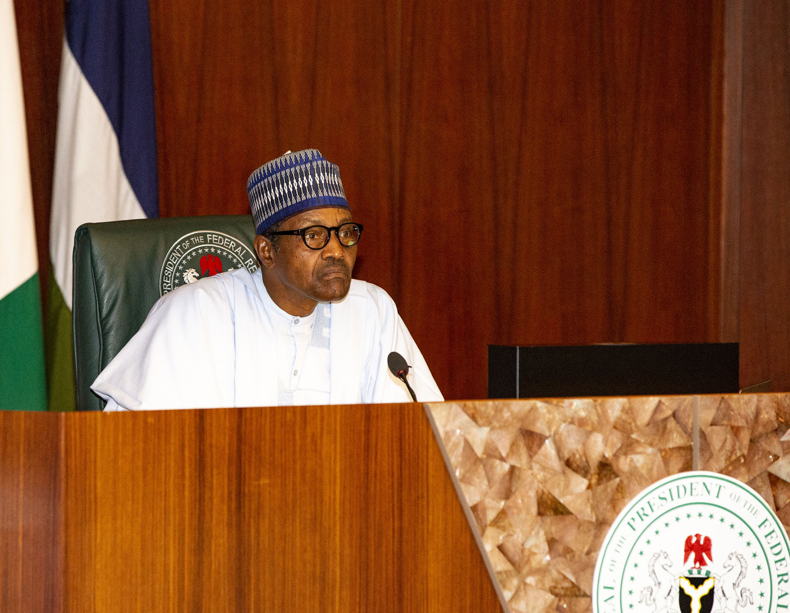 PRESIDENT BUHARI PRESIDES OVER VALEDICTORY SESSION 0A - FEC approves N2.4bn for Aviation Security Shooting Range