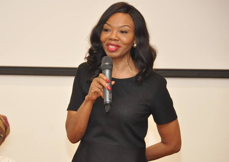 Nigerian publisher, Betty Irabor