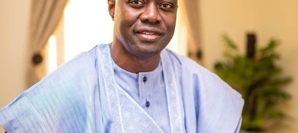 Seyi Makinde (Photo Credit: Inside Oyo)