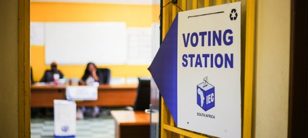 A voting station is pictured, 06 May 2019, in Alexandra Johannesburg.Over 700,000 special voters are expected to cast their vote on Monday and Tuesday ahead of the main Election Day. Picture: Alaister Russell/The Sunday Times Picture: Alaister Russell/The Sunday Times (Photo Source: TimesLIVE)