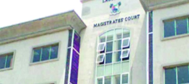 Ikeja Chief Magistrates' Court [PHOTO CREDIT: Independent Newspapers Nigeria]