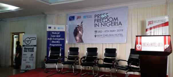 #WorldPressFreedom19: organised by Premium Times Centre for Investigative Journalism (PTCIJ) in partnership with the Rule of Law and Anti-corruption (RoLAC) Programme of the British Council.
