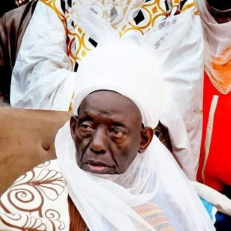 Sarkin Karaye, Alh. Dr. Ibrahim Abubakar II [Photo: KNDG Media]
