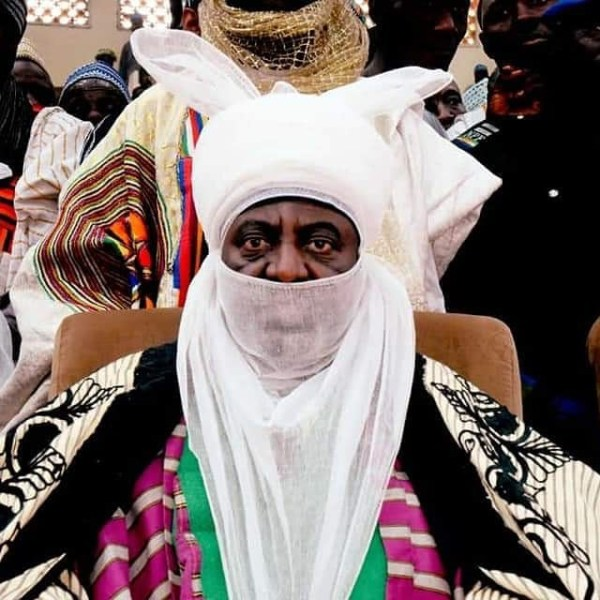 Sarkin Bichi, Alh. Aminu Ado Bayero [Photo: KNDG Media]