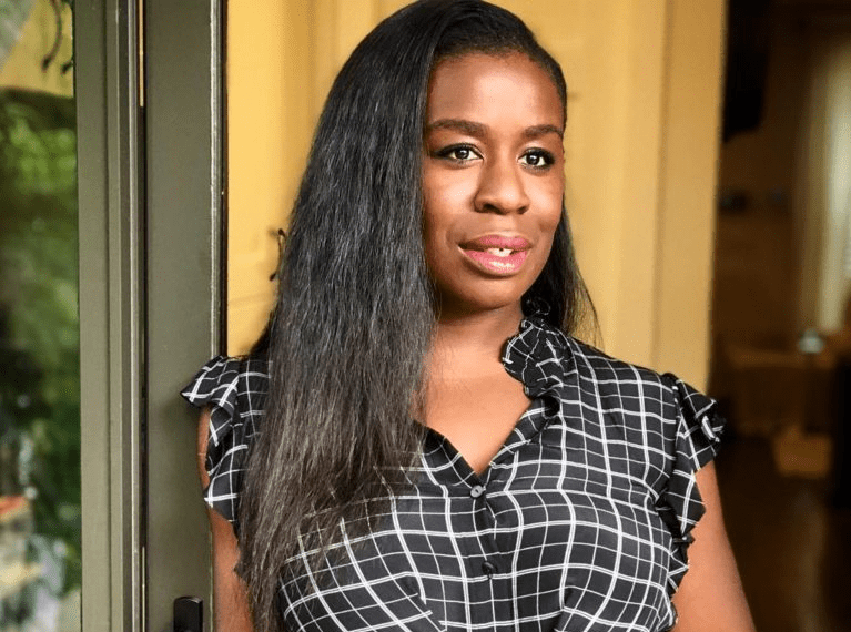 Nigerian-American actress and comedian, Uzo Aduba