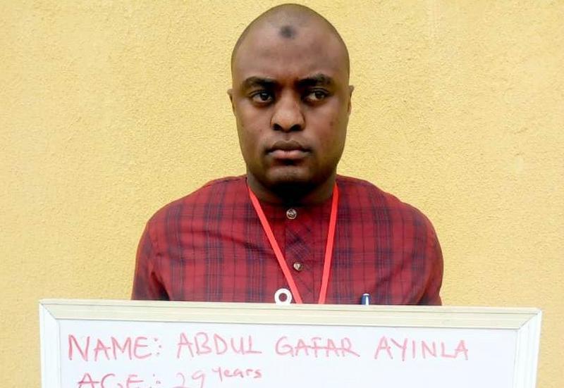 Kwara lawmaker-elect arrested over alleged property fraud