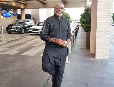 Veteran Nollywood actor, Richard Mofe-Damijo, popularly known as RMD