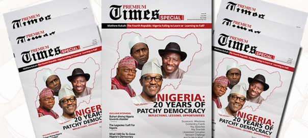 Democracy @ 20 - Premium Times Magazine (1)