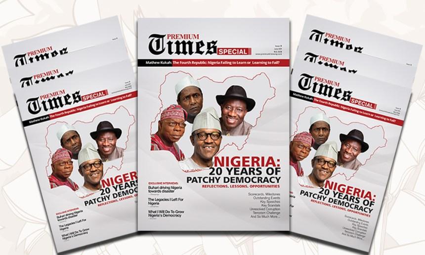 Democracy @ 20 - Premium Times Magazine