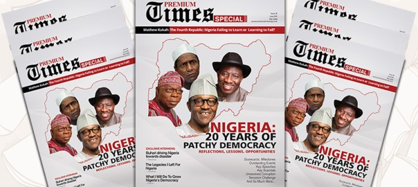 Democracy @ 20 - Premium Times Magazine