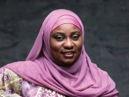 First Lady of Niger State Amina Bello [Photo: Leadership Newspaper]