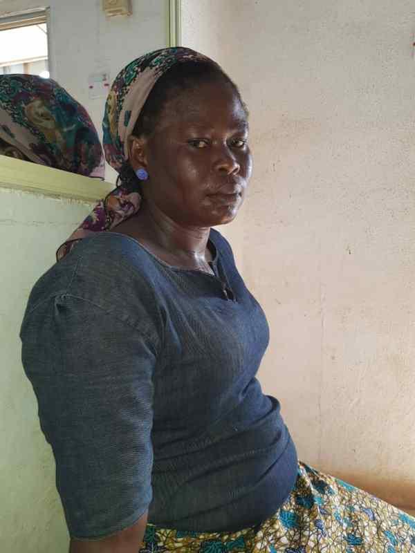 Mrs Ogunola