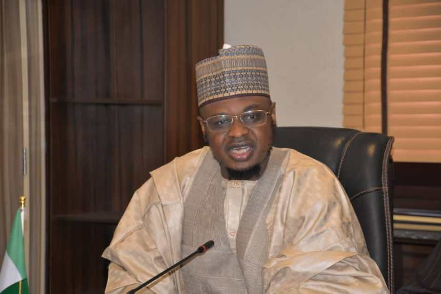 Isa Ibrahim, Director General NITDA