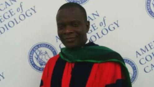 Dr. Akintunde, cardiologist