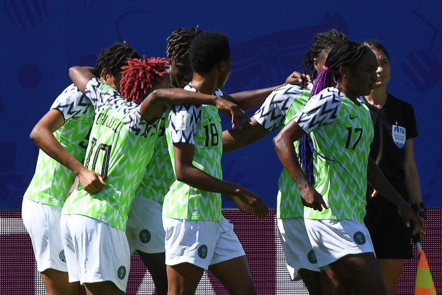 FIFA Women's World Cup, Nigeria - South Korea