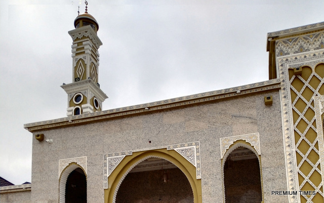 The Kaduna State government says the new ASD mosque violated building plan