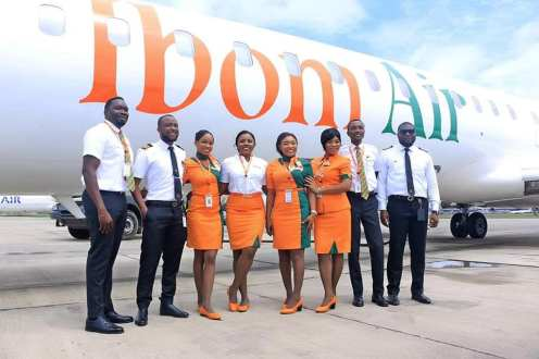 Ibom Air and its crew