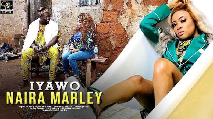 Iyawo Naira Marley