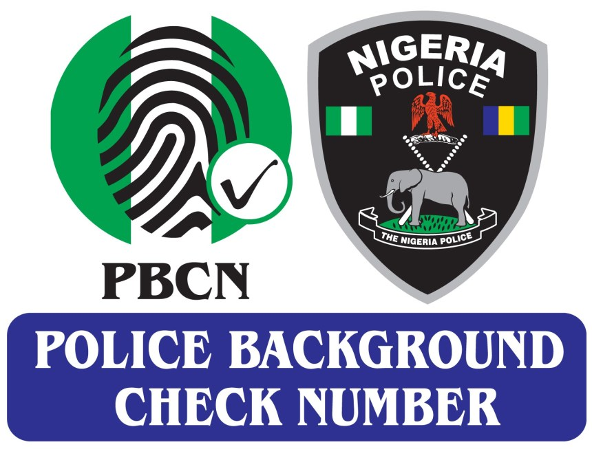 The Nigerian Police (NPF) Force patners with AoS. PBCN LOGO