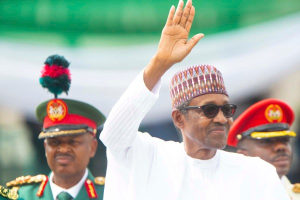 President Muhammadu Buhari judgment