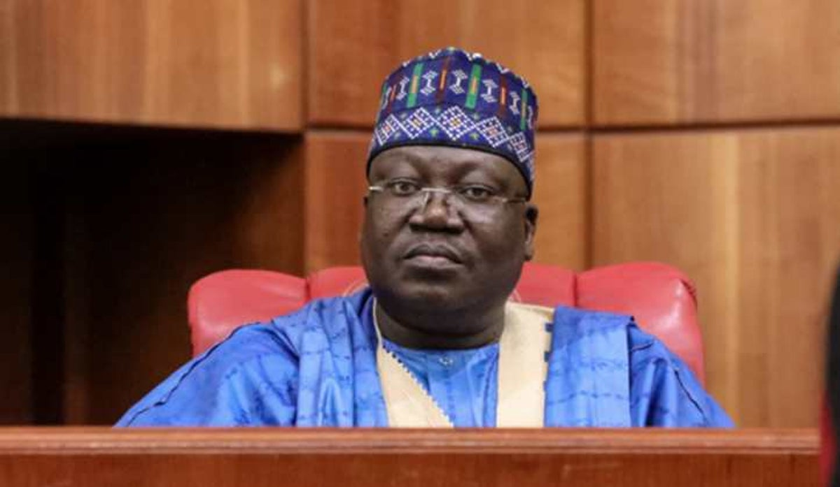 There Is No Request Before Senate For Magi's Confirmation Lawan