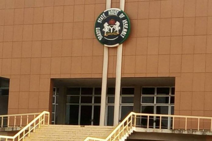 Assembly Tasks Sokoto State Govt. On Ipsas For 2020 Budget