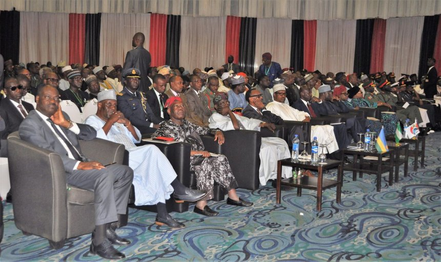 The National Democracy Day Anti-Corruption Summit