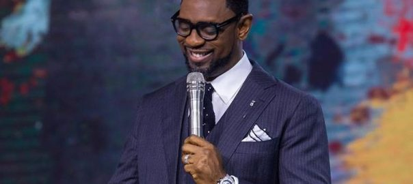 Biodun Fatoyinbo [Photo Credit: Offical Facebook Page]
