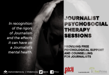 Journalists' Psychotherapy Sessions Initiative
