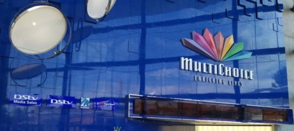A Multichoice office used to illustrate the story
