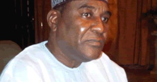Late Senator Usman Al'Bishir