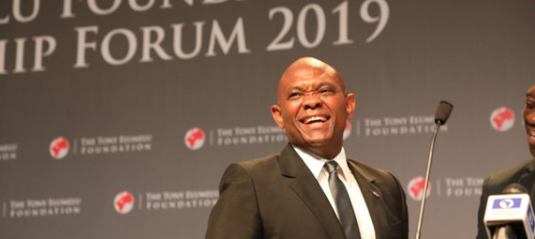Tony Elumelu [#TEFForum19]
