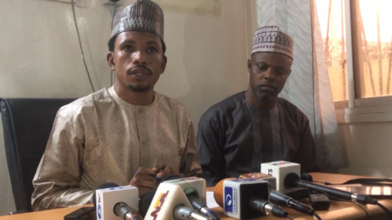 The embattled senator representing Adamawa North senatorial district, Elisha Abbo