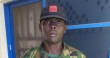 Aircraftman Bashir Umar (Nigerian Air Force)