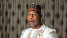 The governor of Borno State, Babagana Umara