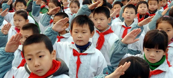 China's children [PHOTO CREDIT: chinadaily.com.cn]