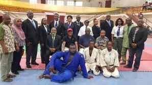 Dudu Orumen, Judo fighter in Edo State.