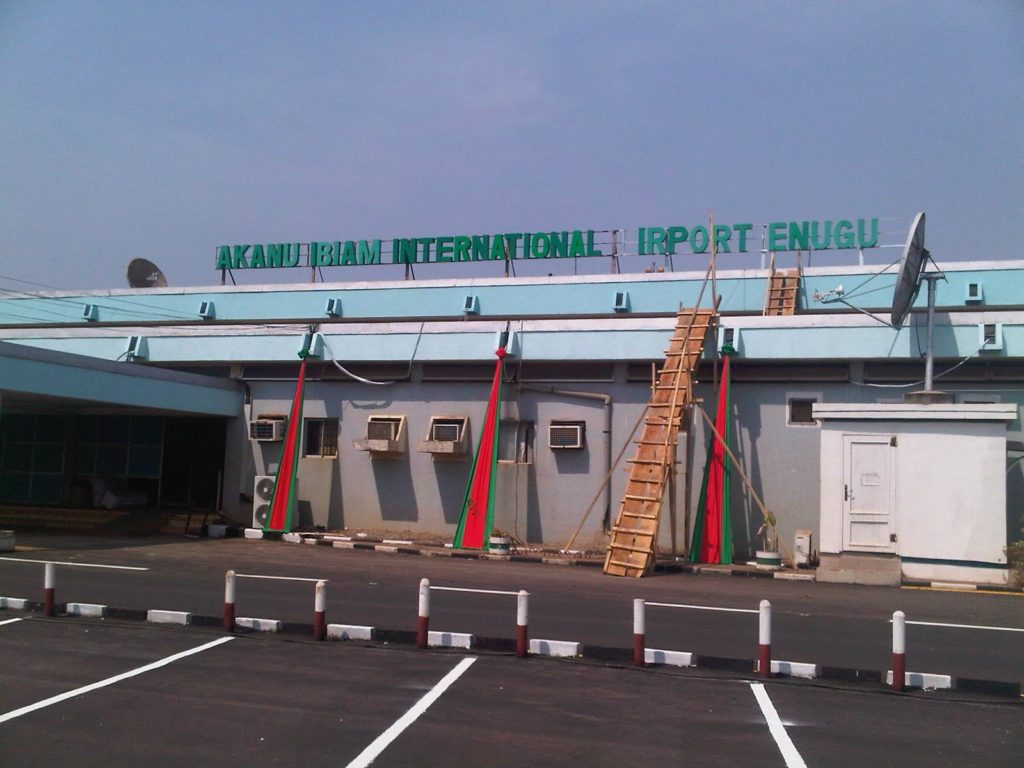 Enugu airport has 'a lot of problems', should be closed - Sirika - Premium Times