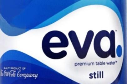 Eva Water Logo