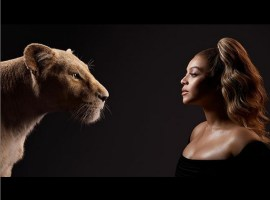 "COVER for Beyonce's album ""Lion King"". [PHOTO CREDIT: Official Instagram page of Beyonce]"