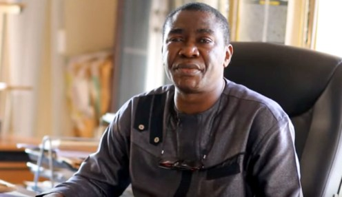 The Director-General of the Enugu-based Project Development Institute (PRODA), Charles Agulanna. [PHOTO CREDIT: YouTube]