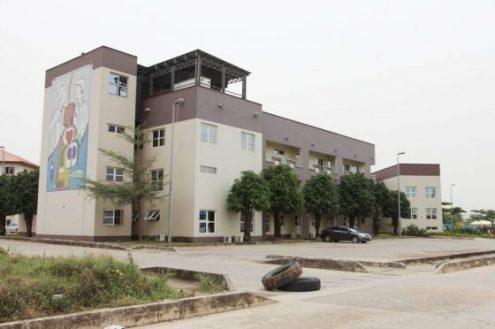 General Hospital, Gbagada (Photo Credit: Brandspur)