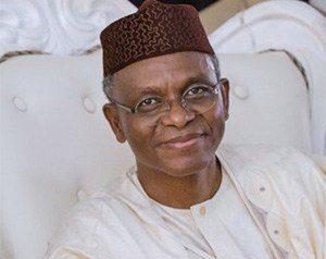 Kaduna State Governor: Nasir El-Rufai