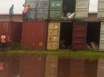 Recover looted properties in Imo