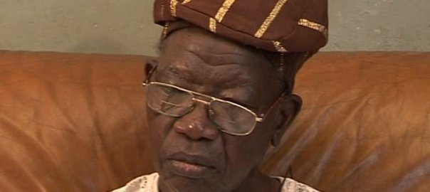 Lateef Jakande, first civilian Governor of Lagos State