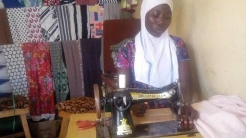 Ibadan Tailor Apprentice