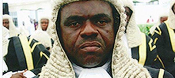 Justice John Tsoho