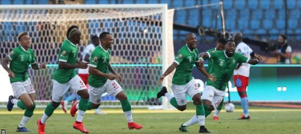 Madagascar were 190th in Fifa's world rankings five years ago (Photo Source: BBC)