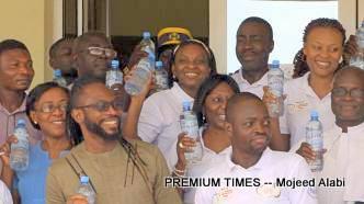 OJB at Gbagada cardiac in Lagos